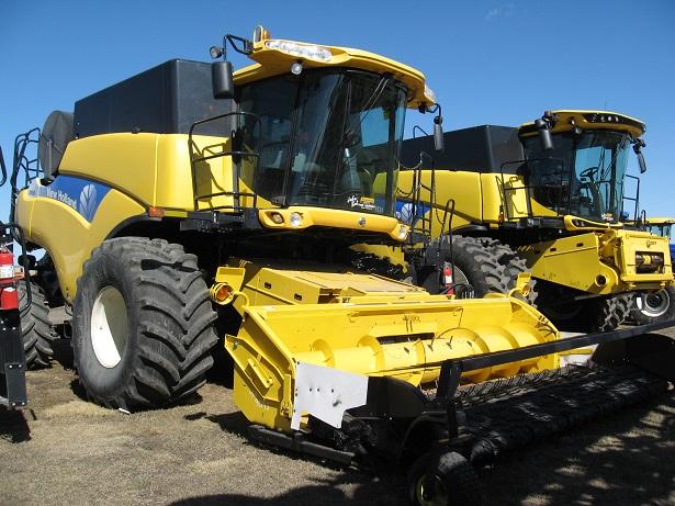 2009 New-Holland CR9060