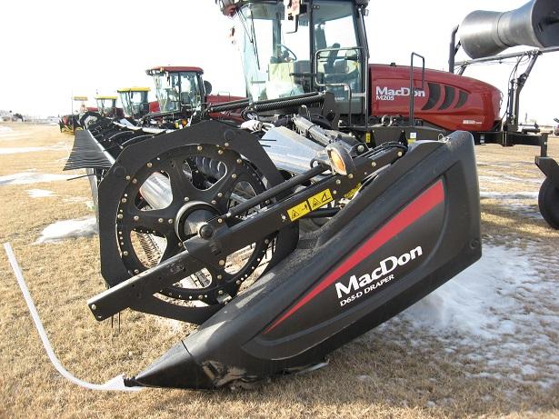 MacDon D65-35