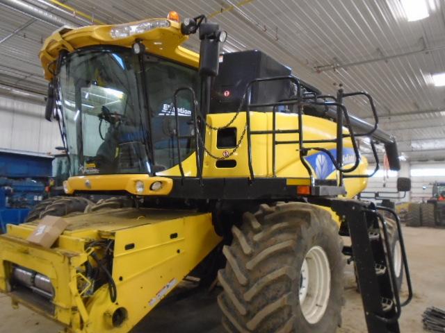 2010 New-Holland CR9090Z