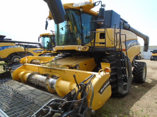 2006 New-Holland CR960